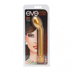 Eve After Dark G-Spot Vibe (Honey)
