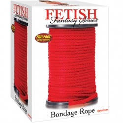 Fetish Fantasy Bondage Rope Red