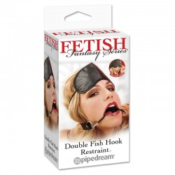 Fetish Fantasy Double Fish Hook Restraint