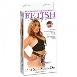 Fetish Fantasy Plus Size Strap-On