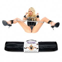 Fetish Fantasy Spread em Bar and Cuff Set