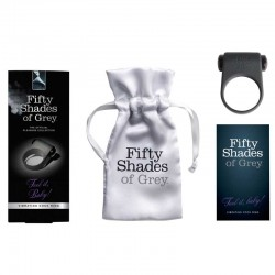 Fifty Shades Feel It Baby Vibe Cock Ring