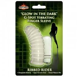 G.I.T.D Finger Vibe Ribbed Rider MS