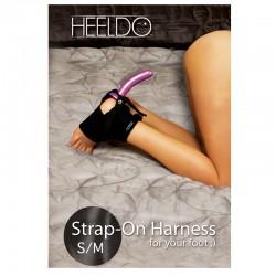 Heeldo Strap On Foot Harness Women (S/M)