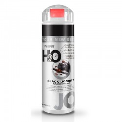 JO Flavors Black Licorice 5.25oz Water Based Lubricant