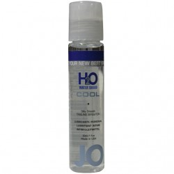 JO H2O Cool 1oz. Water Based Lubricant