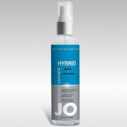 JO Hybrid Lubricant 8oz Silicone & Water Based Blend