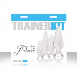 Jolie - 4pc Trainer Kit - Clear