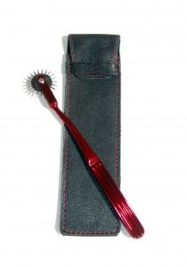 limited edition red wartenberg pinwheel