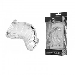 Masters Detained Soft Body Chastity Cage