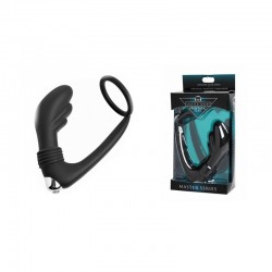 Masters Nova Prostate Massager + Cock Ring