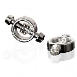 Metal Worx Magnetic Nipple Clamps
