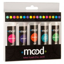 Mood - Lube - 5 Pack