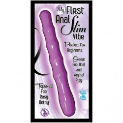 My First Anal Slim Vibe (Purple)