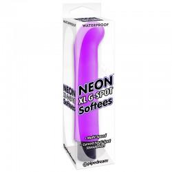 Neon XL G-Spot Softees - Purple