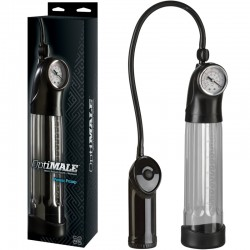 OptiMALE – Power Pump Black/Clear