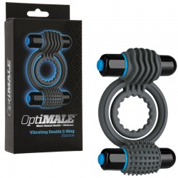 OptiMALE – Vibrating Double C-Ring Slate