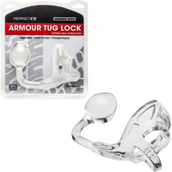 Perfect Fit Armour Tug Lock - Clear