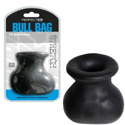 Perfect Fit Bull Bag - Black