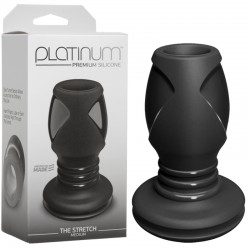Platinum Premium Silicone - The Stretch-Medium Black