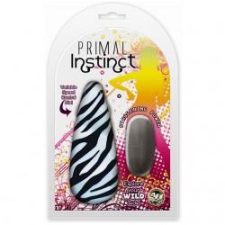 Primal Instinct Zebra