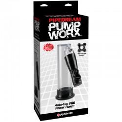 Pump Worx - Auto-Vac Pro Power Pump