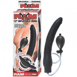 Ram 12in. Inflatable Dong (Black)