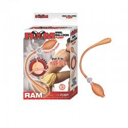 Ram Anal Balloon Pump-Flesh