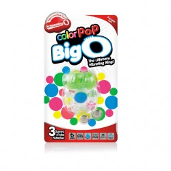 Screaming O Color Pop Big O Green