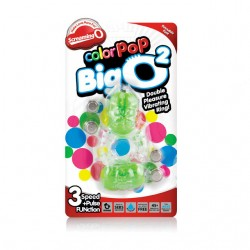 Screaming O Color Pop Big O2 Green