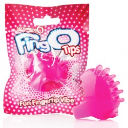 Screaming O FingO Tips Pink