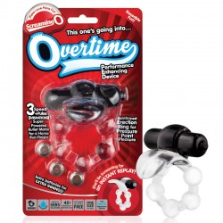 Screaming O Overtime Black