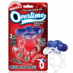 Screaming O Overtime Blue
