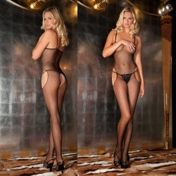 Sexy & Sensual Bodystocking Os