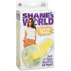 Shanes World Stroker College Tease - Yellow