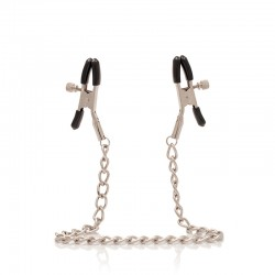 SI Adjust. Nipple Clamps On 14 in. Chain
