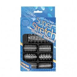 Super Stretch Stimulator Sleeve Set