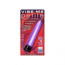 Synergy Vibe Me Petite Pastel Lavender Waterproof Multi Speed Mini Vibrator