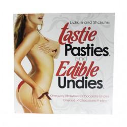 Tastie Pasties and Edible Undies