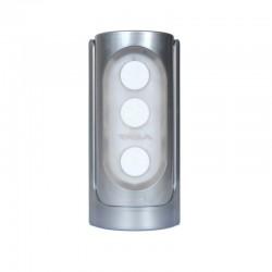 Tenga Flip Hole Stroker-Silver