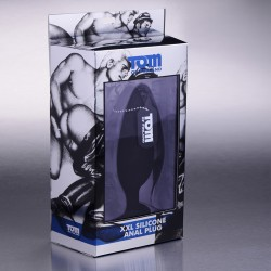 Tom of Finland XXL Silicone Plug