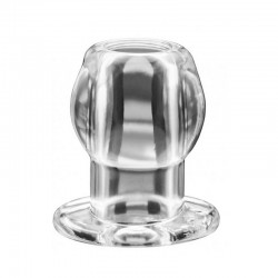 Tunnel Plug - Clear - Large