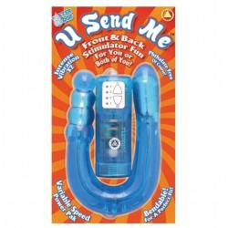 U Send Me (Blue)