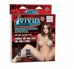 VIVID RAW Reverse Cowgirl Love Doll