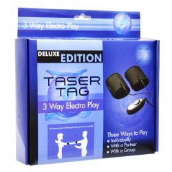 Zeus Taser Tag Electro Play Cuffs