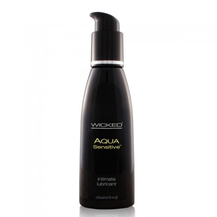 Wicked Aqua Sensitive Lube