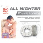 Adam & Eve All Nighter Wireless Cock Ring