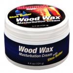Adam Male Toys Wood Wax Masturbation Cream w/Shea Butter 4.4oz.