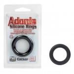 Adonis Silicone Rings - Caesar - Black