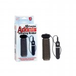 Adonis Vibrating Stroker - Smoke 10-Function
